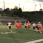 Boys Varsity Football falls to Lincoln Northeast 20 – 7