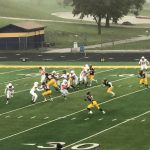 Boys Varsity Football falls to Bellevue West Senior 55 – 0