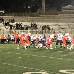 Boys Varsity Football falls to Omaha Central 35 – 21