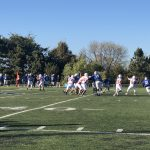 Boys Sophomore Football Reserve falls to Millard North 56 – 6