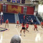 Girls Freshman Volleyball falls to Northwest 2 – 1
