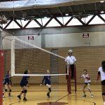 Girls Freshman Volleyball falls to Mercy 2 – 0