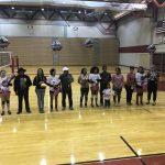 Girls Varsity Volleyball falls to Omaha Mercy 3 – 0