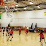 Girls Junior Varsity Volleyball falls to Lincoln 2 – 0