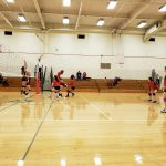 Girls Junior Varsity Volleyball falls to Bellevue East 2 – 0