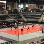 Girls Varsity Volleyball falls to Omaha Bryan 2 – 1