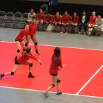 Girls Varsity Volleyball falls to Northwest 2 – 0