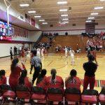 Girls Varsity Basketball falls to Millard South 81 – 12
