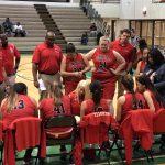 Girls Varsity Basketball falls to Benson 72 – 15