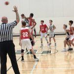 Boys Freshman Basketball falls to Millard West 63 – 31