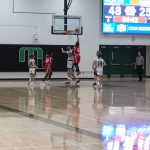 Boys Sophomore Basketball Reserve falls to Millard West 52 – 30