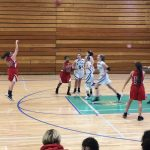 Girls Sophomore Basketball falls to Millard North 50 – 24