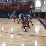 Girls Sophomore Basketball falls to Northwest 65 – 8
