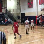 Boys Sophomore Basketball Reserve falls to Omaha Northwest 59 – 58