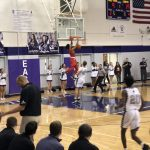 Boys Varsity Basketball beats Bellevue East Senior 78 – 68