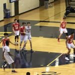Boys Freshman Basketball falls to Westside 53 – 29