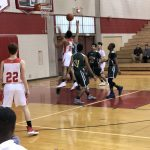 Boys Freshman Basketball falls to Bryan 68 – 67