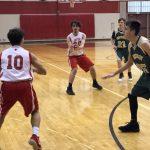 Boys Sophomore Basketball Reserve beats Bryan 61 – 60