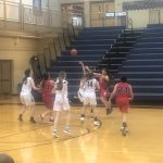 Girls Junior Varsity Basketball falls to Elkhorn South 86 – 5