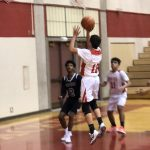 Boys Freshman Basketball falls to Omaha Central 67 – 13