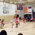 Boys Junior Varsity Basketball falls to Omaha Central 49 – 44