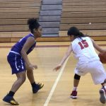 Girls Sophomore Basketball falls to Omaha Central 53 – 24