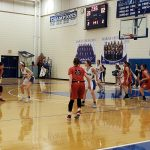 Girls Junior Varsity Basketball falls to Marian 69 – 17