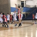 Boys Junior Varsity Basketball falls to Creighton Prep 71 – 26
