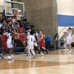 Boys Varsity Basketball falls to Creighton Prep 68 – 62