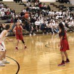 Girls Varsity Basketball falls to Westside 74 – 22