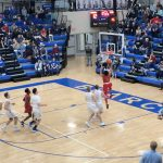 Boys Varsity Basketball falls to Kearney 65 – 46