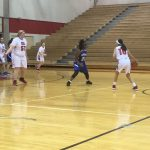 Girls Sophomore Basketball falls to Marian 34 – 19