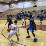 Boys Freshman Basketball falls to Creighton Prep 43 – 31