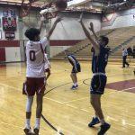Boys Sophomore Basketball Reserve beats Creighton Prep 60 – 54