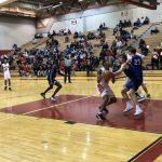 Boys Varsity Basketball beats Papillion-La Vista South 56 – 40