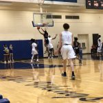 Boys Varsity Basketball beats Omaha North 62 – 54