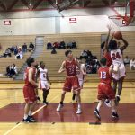 Boys Junior Varsity Basketball falls to Millard South 49 – 32