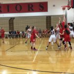 Girls Junior Varsity Basketball falls to Westside 41 – 23
