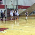 Girls Varsity Basketball falls to Papillion-La Vista 69 – 22