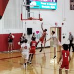 Boys Junior Varsity Basketball beats Westside 70 – 60