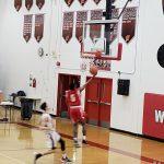 Boys Sophomore Basketball Reserve falls to Westside 55 – 48
