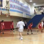 Boys Sophomore Basketball Reserve beats Fremont 50 – 43