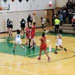 Girls Varsity Basketball falls to Benson 74 – 34