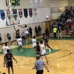 Boys Varsity Basketball beats Benson 69 – 53