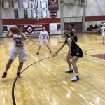 Girls Varsity Basketball falls to Lincoln Southeast 62 – 19