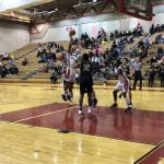 Boys Varsity Basketball beats Lincoln Southeast 63 – 49