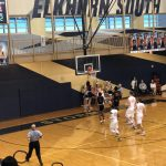 Boys Varsity Basketball beats Elkhorn South 72 – 64