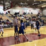 Boys Varsity Basketball beats Lincoln East 69 – 55
