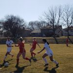 Girls Junior Varsity Soccer falls to Millard South 2 – 0