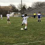 Girls Junior Varsity Soccer ties Boys Town 1 – 1